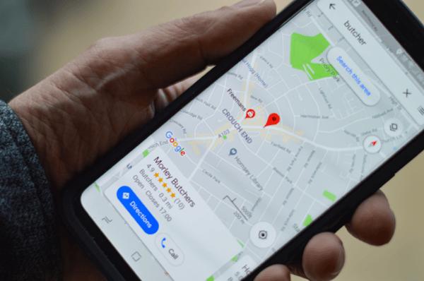 Google Maps & Google My Business sont les outils les plus basiques du marketing local