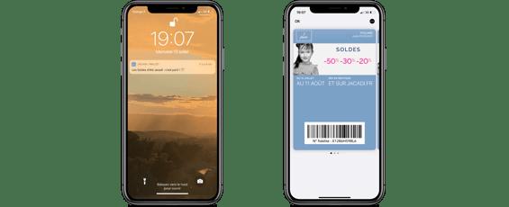 Jacadi - Wallet mobile soldes dété 2020