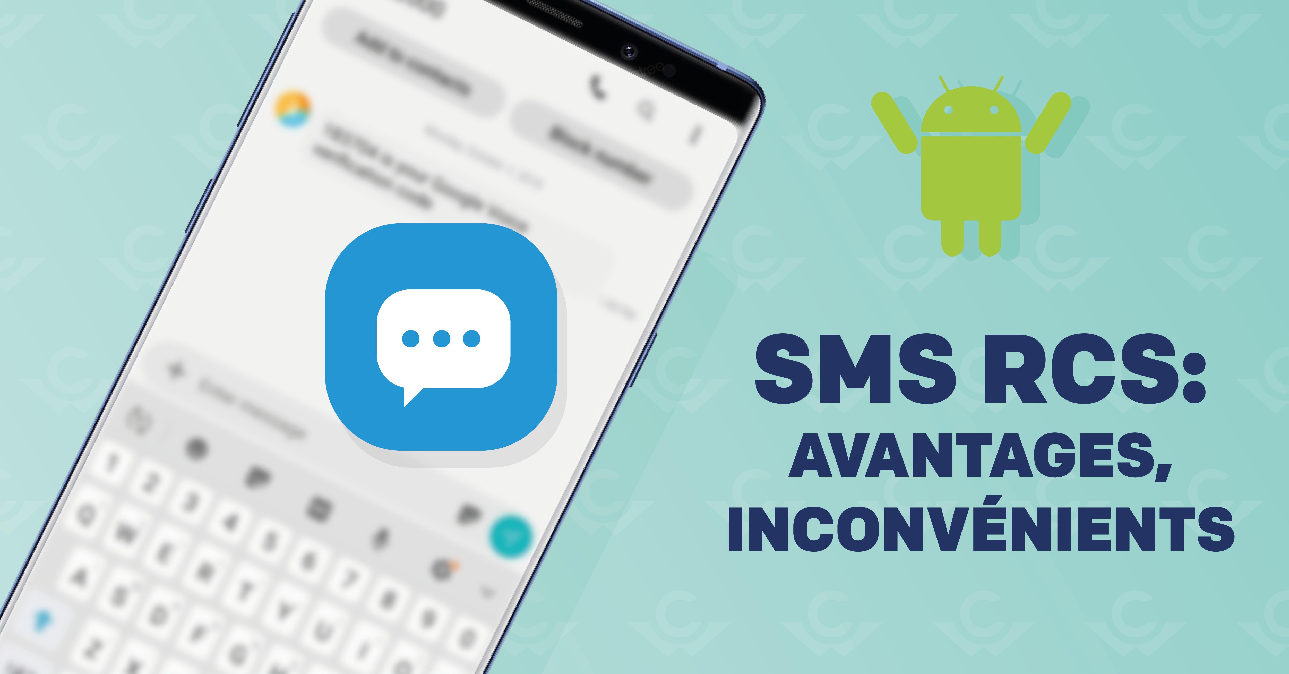 Qu'est-ce que le SMS RCS ?