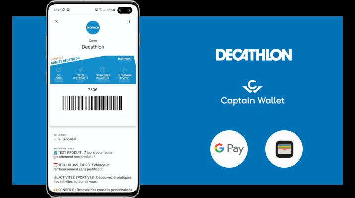 Decathlon choisit le mobile wallet pour fluidifier l'expérience client
