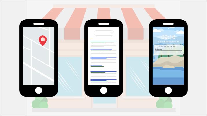 Le mobile, un fantastique appareil drive-to-store