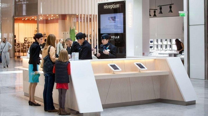 Unibail-Rodamco-Westfield se lance sur wallet mobile